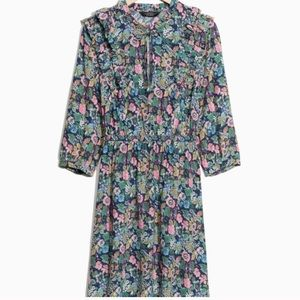 Other Stories Paris Prairie Blossom Floral Dress 4